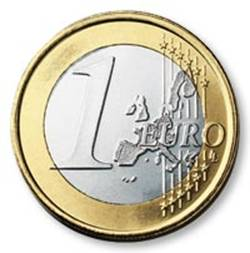 Euromünzen Vorderseite